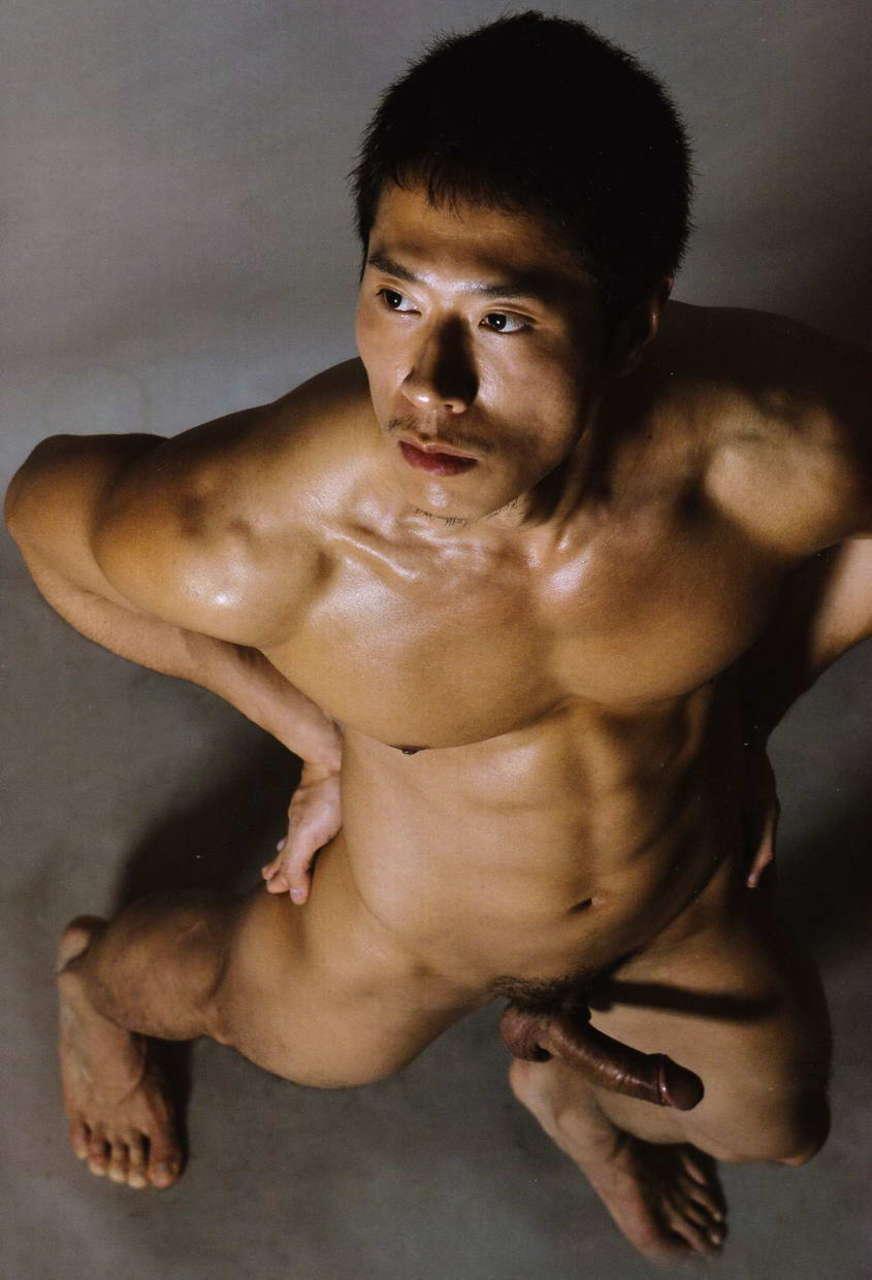 Фото голых парней азиатов 10 фотография